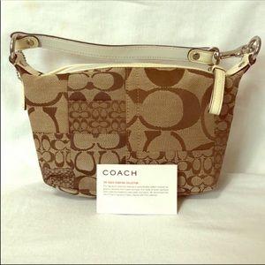 Coach Signature Collection Mini Purse